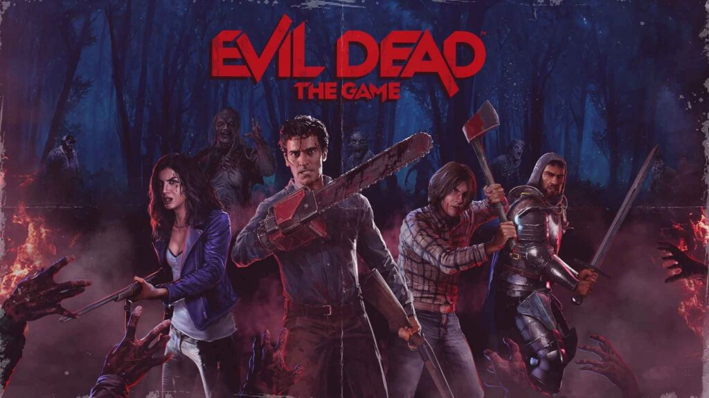 Evil Dead: The Game Delayed Until February 2022