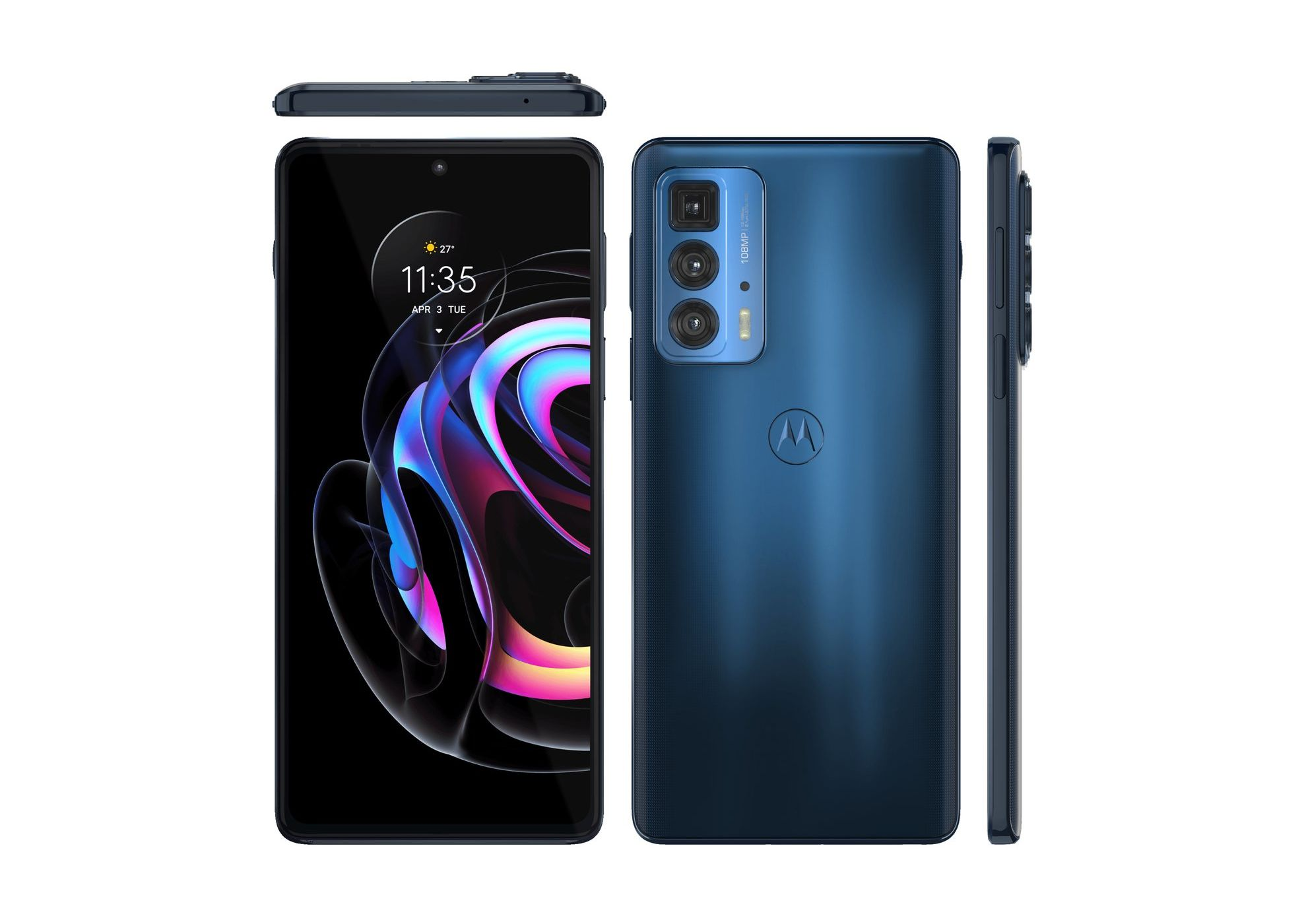 Motorola Edge S Pro – Coming to India?