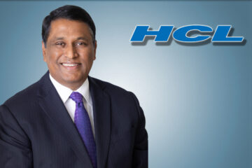 Picture of C Vijaya Kumar, CEO of HCL Technologies