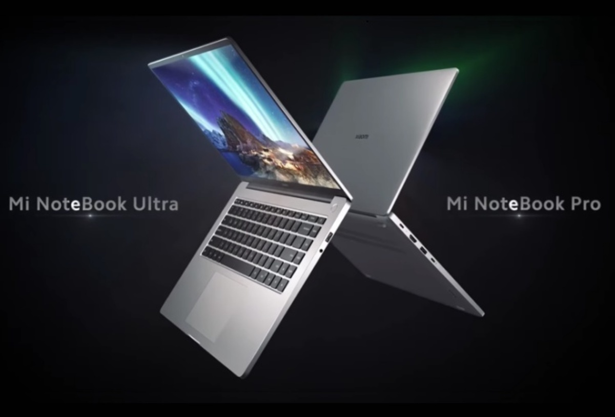 Mi Notebook Pro and Ultra banner Image