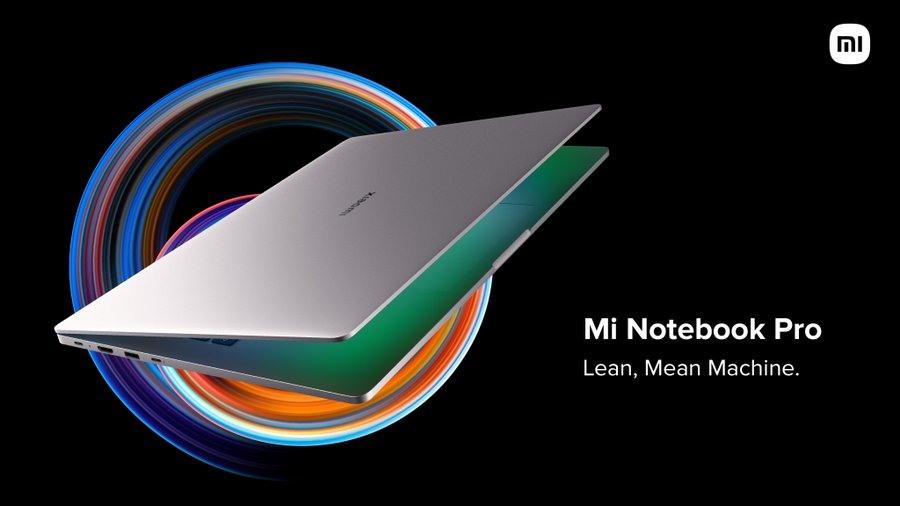 Mi Notebook Pro banner image