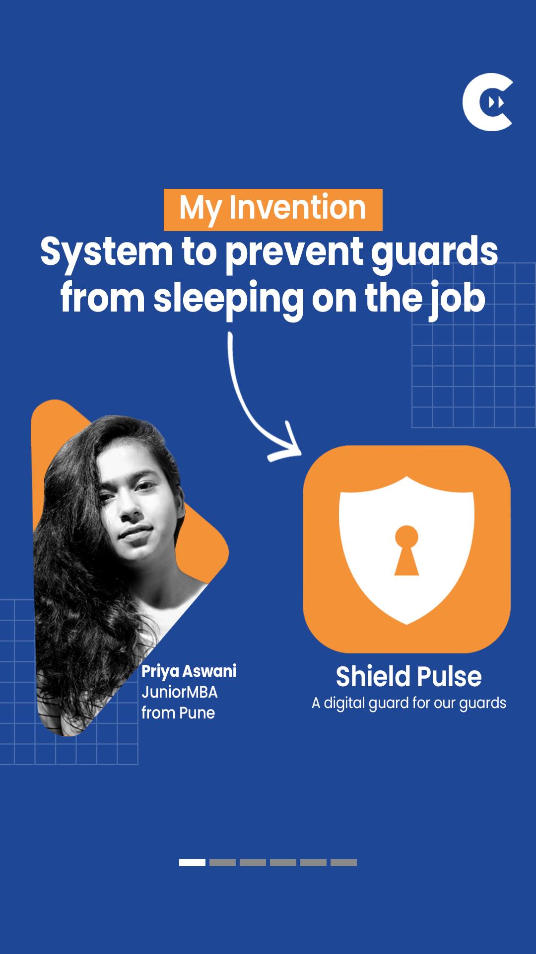 Innovator Teen: Priya A, Mahindra International School, Pune