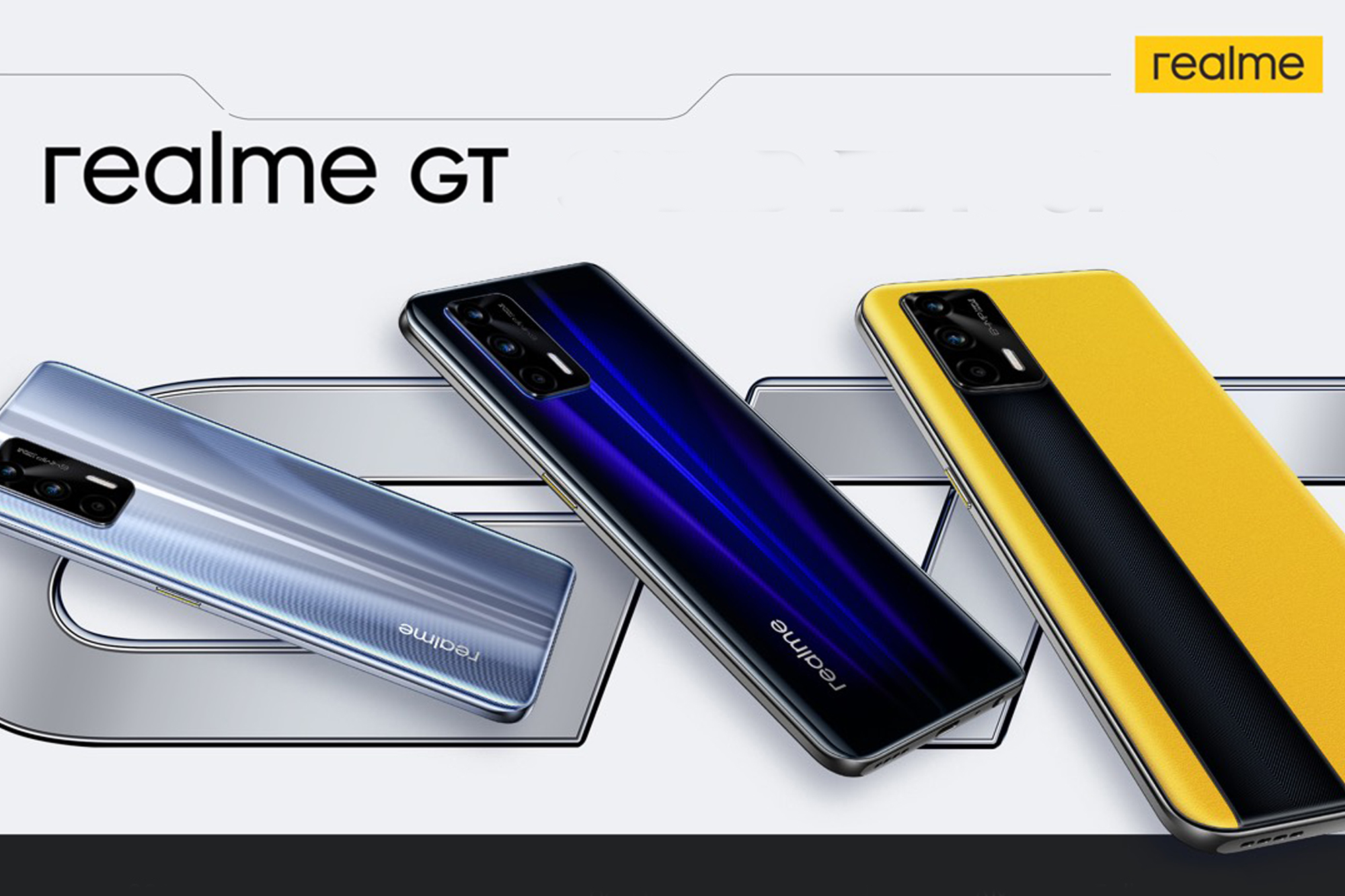 Realme GT 5G official Images