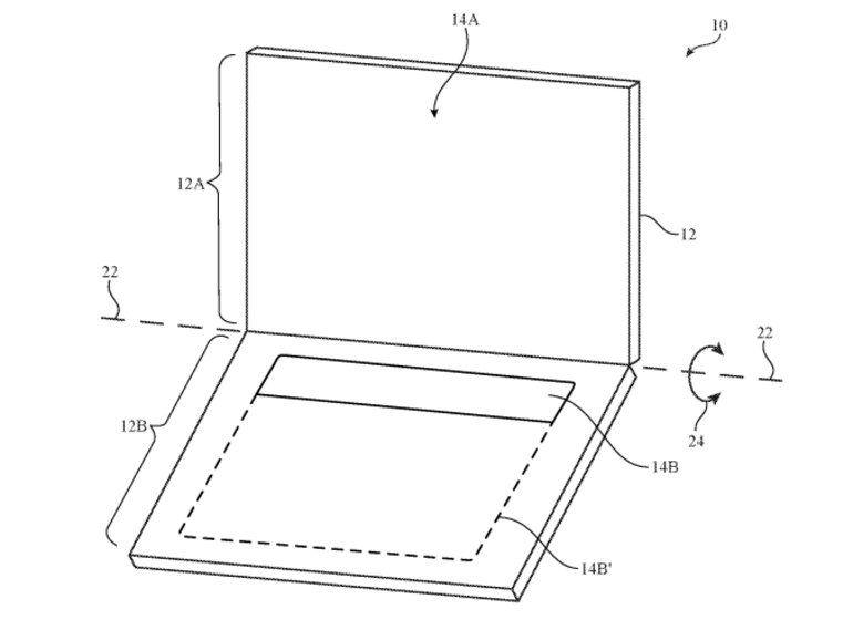 Apple's new patent reveals futuristic-looking dual-screen MacBook – What to expect?