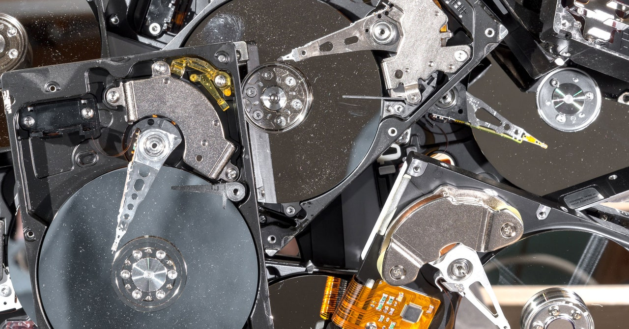 Google to recycle hard drive by reusing its rare earth magnets – Report