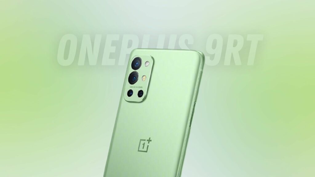 OnePlus 9RT speculated specifications and features