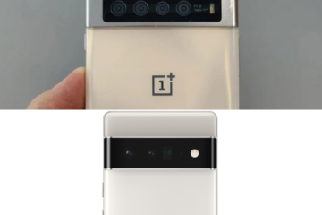 """Unveiled concept for OnePlus 7 shows """"Camera Setup Similar to Pixel 6 Series"""""""