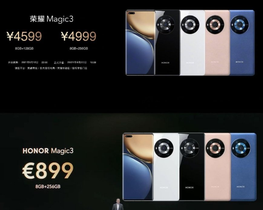Honor Magic 3 Series – What's the Pricing and Availability for the new smartphone