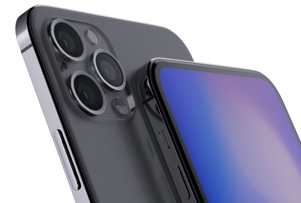 """Apple showcases a new """"Notch-Less iPhone"""" on Ted Lasso"""
