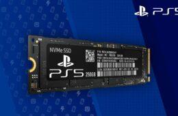 PS5 SSD Update
