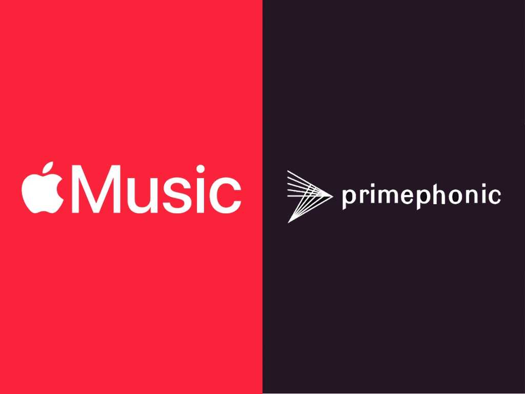 Apple Music and Primephonic