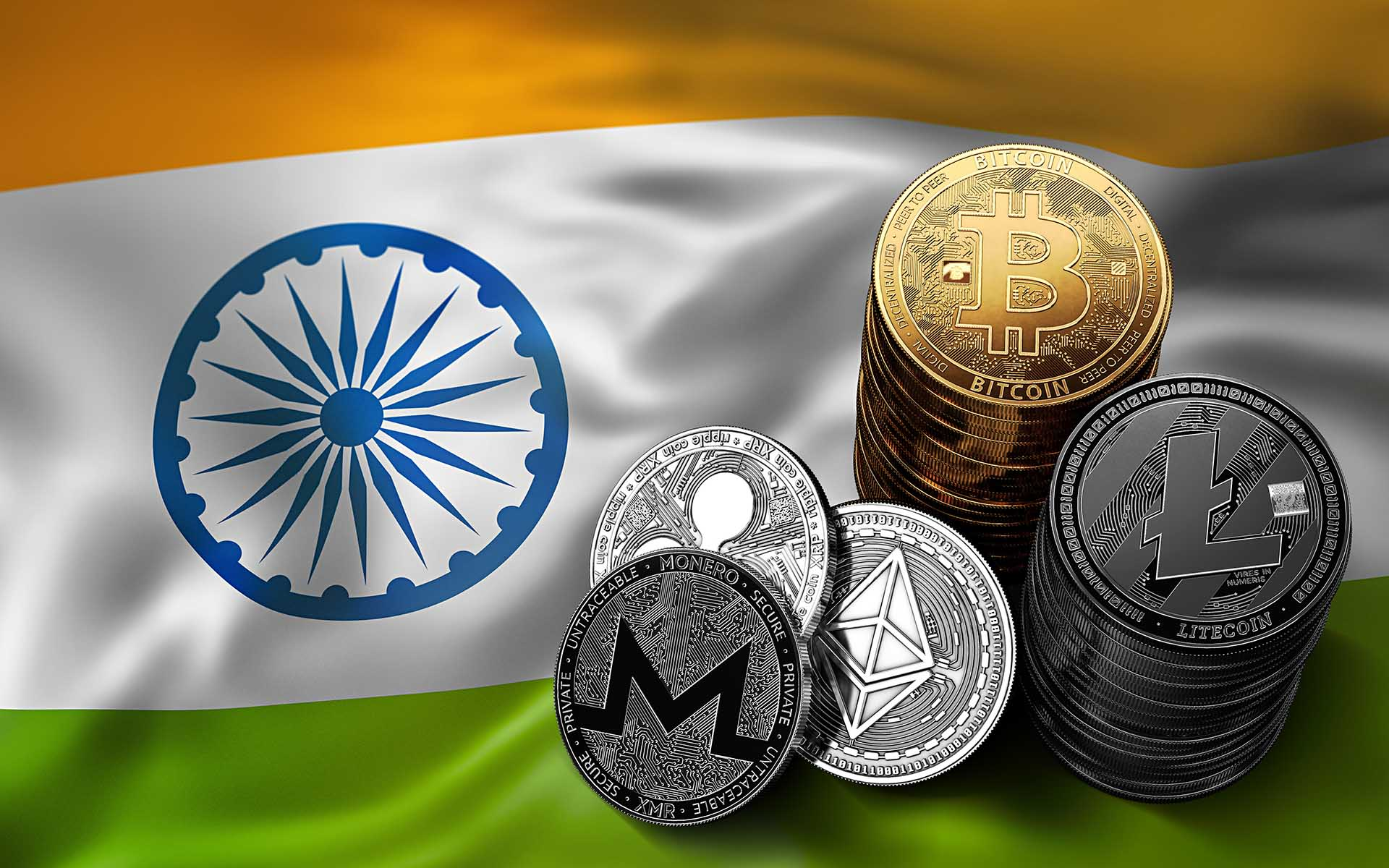 Indians are adopting cryptocurrency at a fast rate