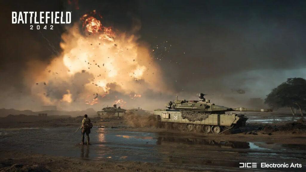 Battlefield 2042 Playtest Gameplay Leaked
