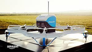 Amazon's drone service