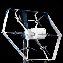 Amazon's drone delivery team