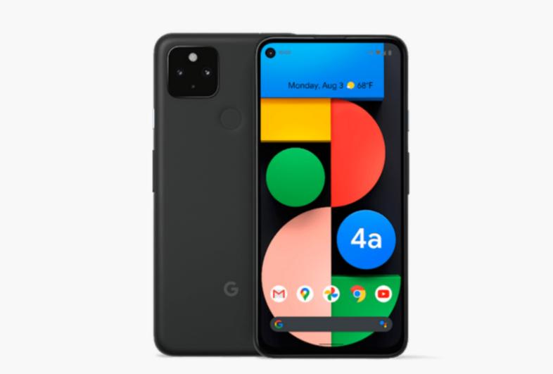 Google Pixel 5a 5G – Specification details