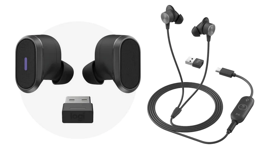 Logitech launches Zone TWS & wired earbuds for $299 with $99 respectively
