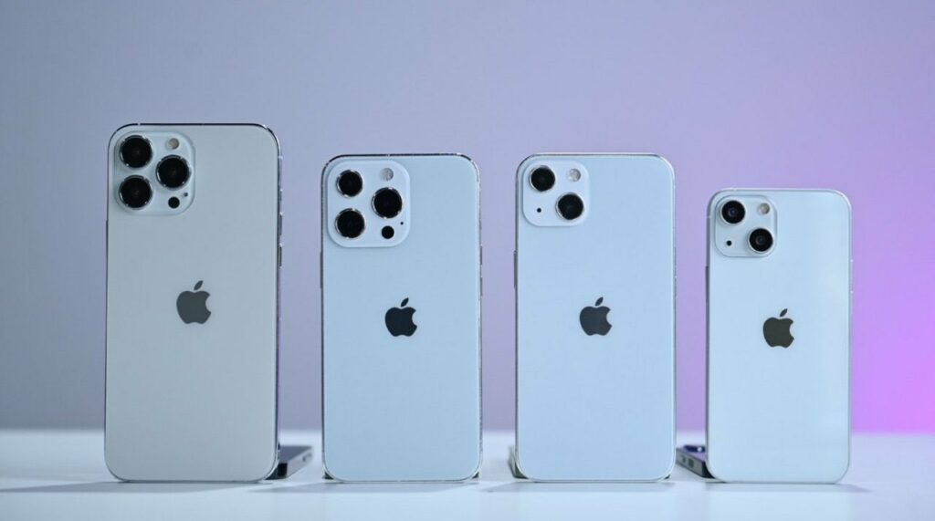 Leaks on Apple iPhone 13 series launch