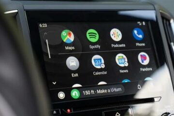 Android 12 Android Auto
