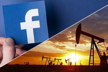 Facebook misinformation fossil fuel