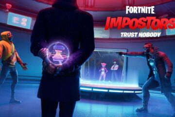 The developers of Among Us aren't feeling Fortnite's new 'Impostors' mode