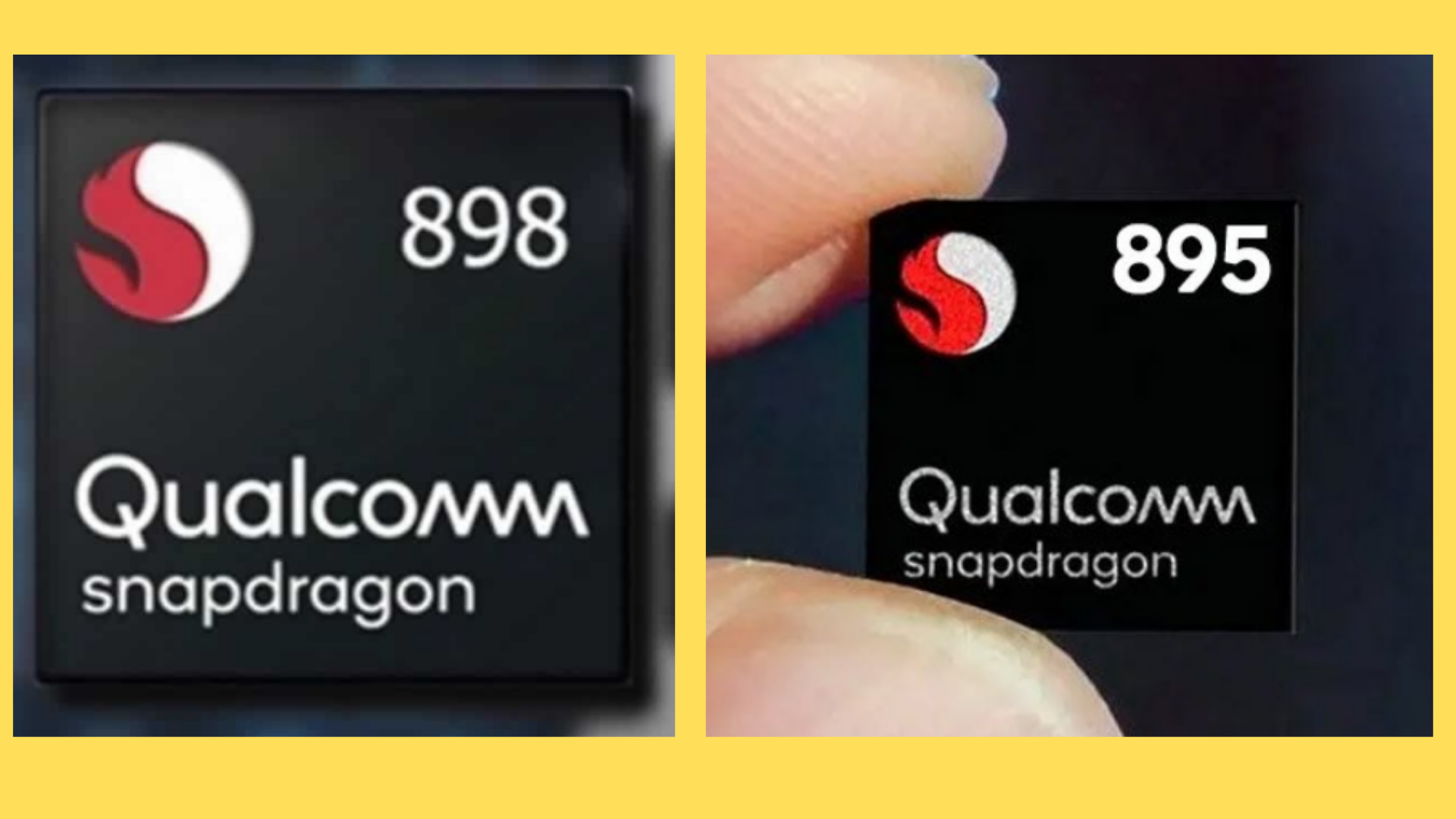 Qualcomm Snapdragon 895/898 to offer performance boost compared to Snapdragon 888