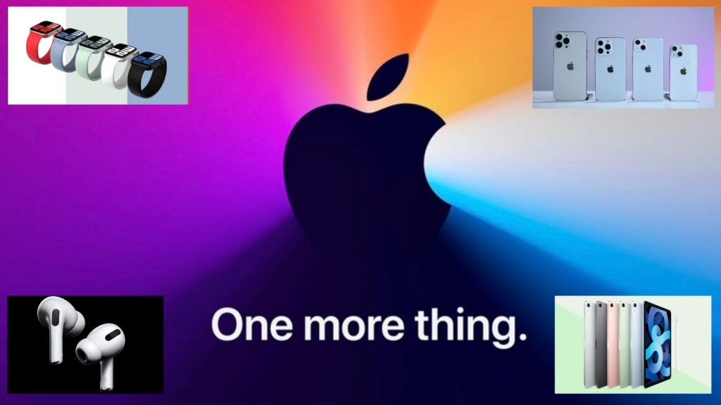 Apple iPhones launch in September to include Apple Watch Series 7, AirPods 3 & iPad Mini 6