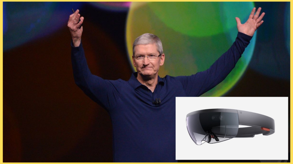 Apple AR Glass going to be Tim Cook's final big launch