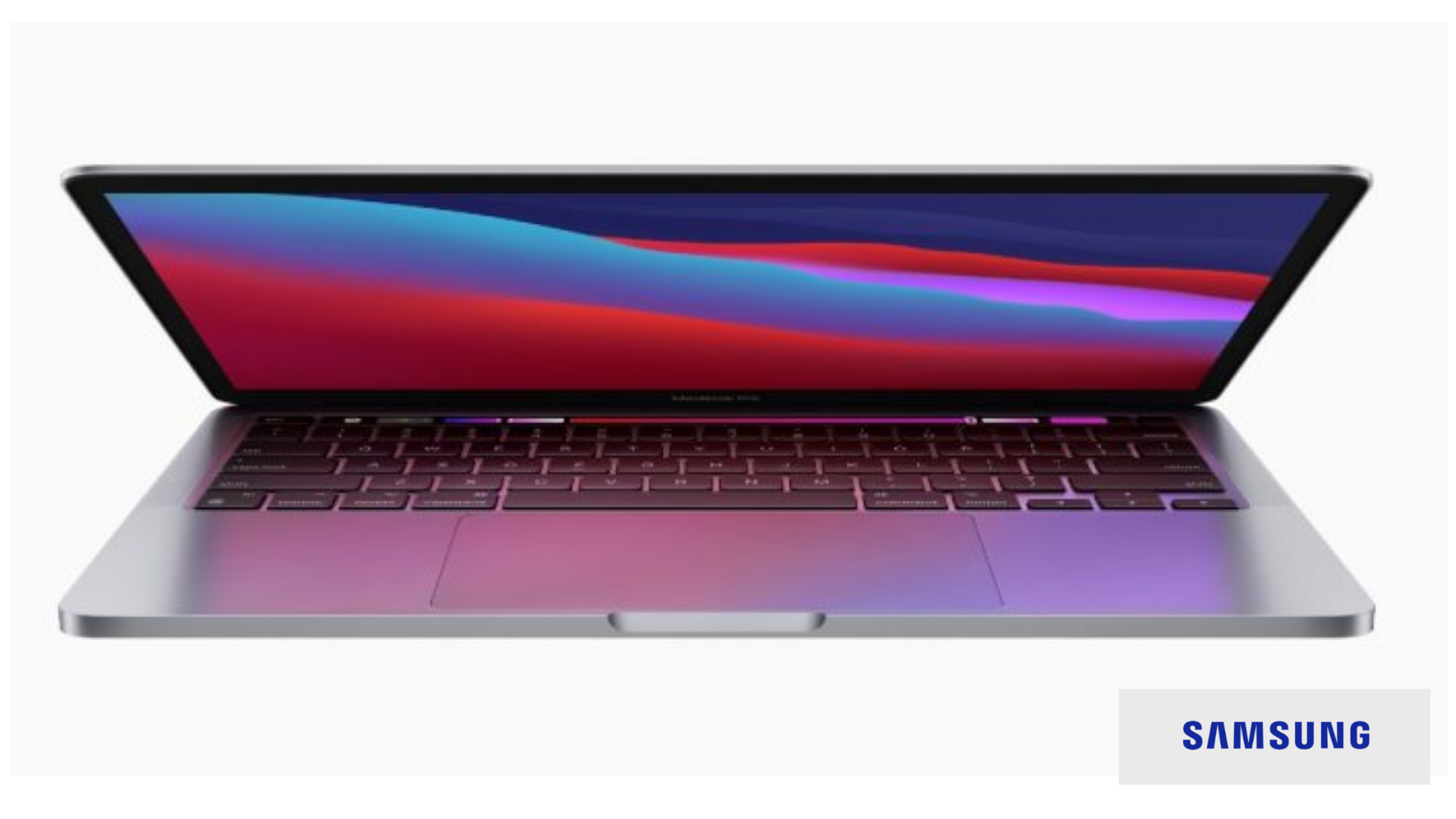 Samsung reportedly will be producing OLED panels for 2022 Apple MacBook Pro models