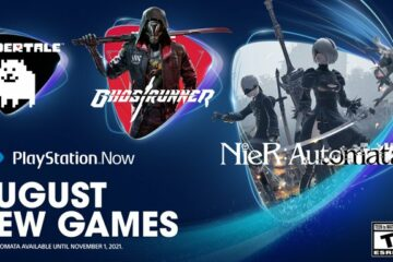 PS Now Games For August Revealed