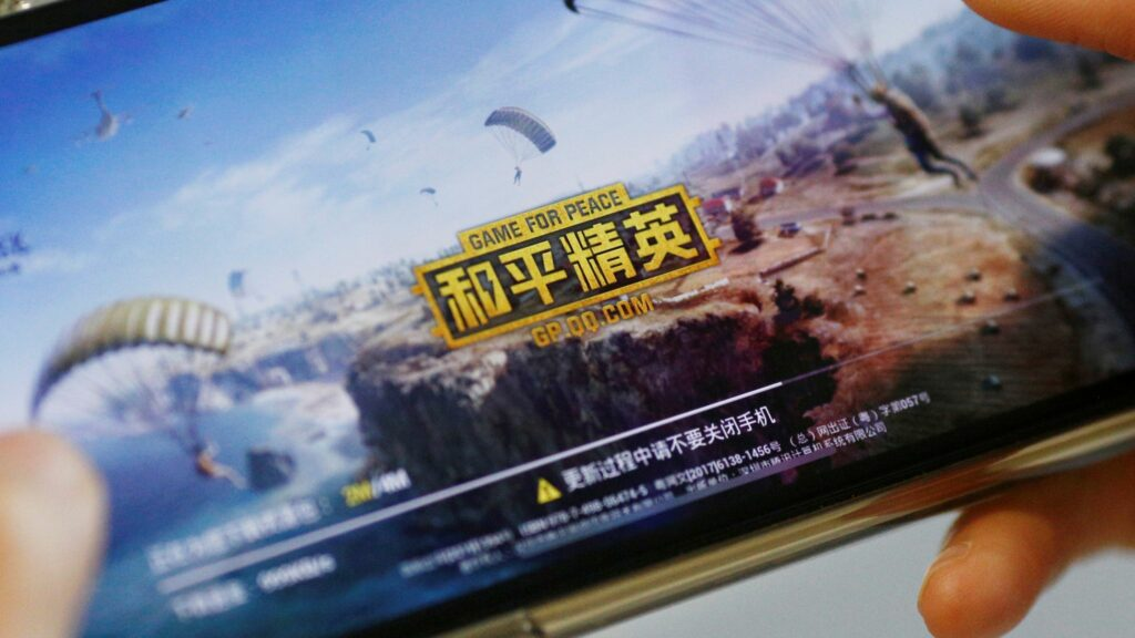 Tencent Shares Took A Fall After Chinese Media Calls Online Gaming 'Spiritual Opium'