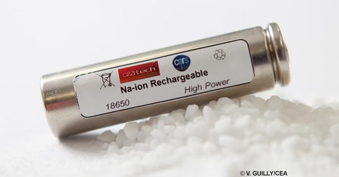 Batterie sodium-ion
