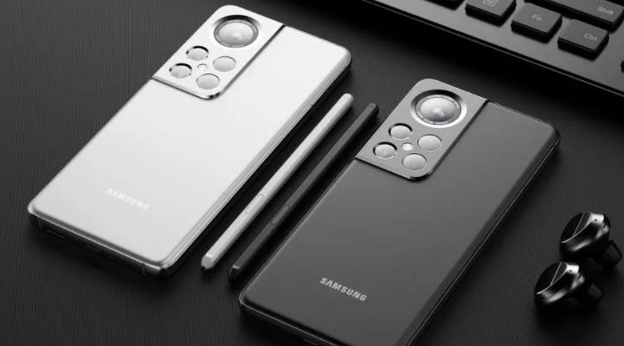 Samsung ads smartphones