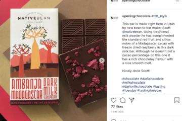 Image Source: Opening Chocolate via Instagram