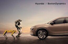 Boston Dynamics X Hyundai