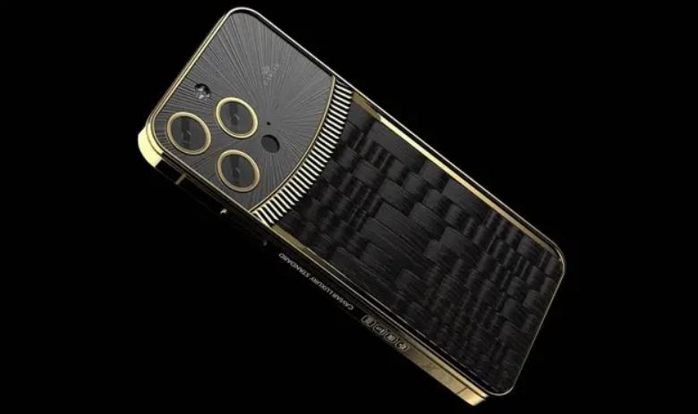 Apple iPhone 13 Pro Max Dark Sky Series