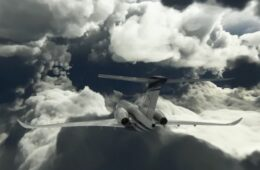 Microsoft Flight Simulator Hurricane Ida