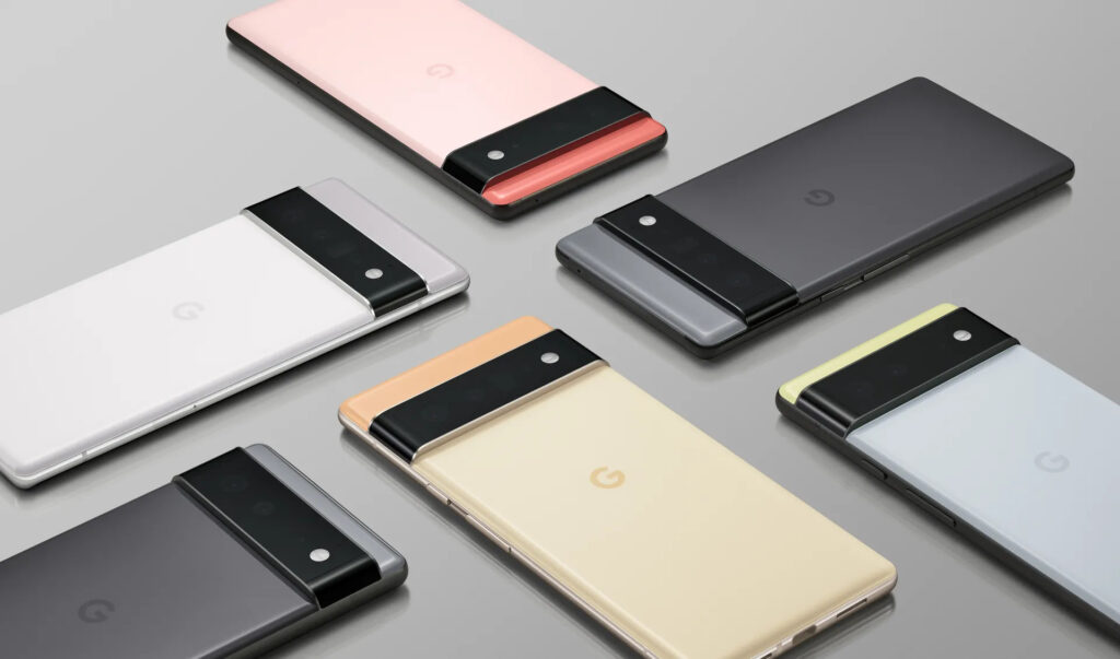 Google Pixel 6 series speculated specifications