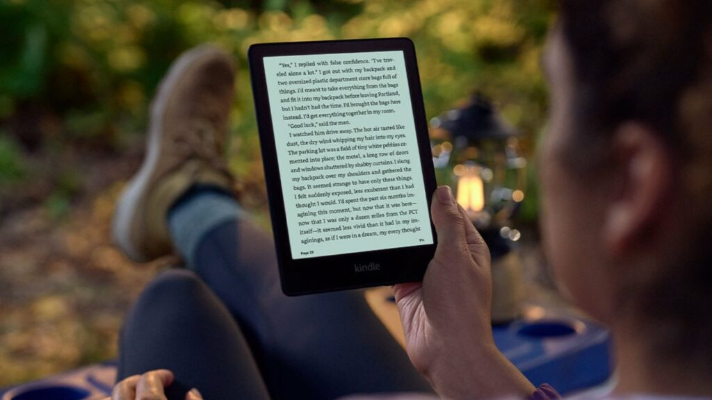 Amazon leaks its upcoming new Kindle Paperwhite