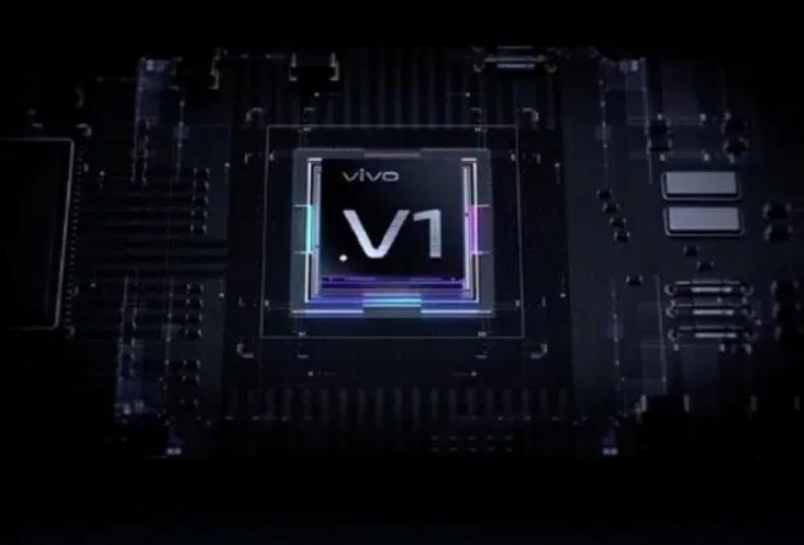 Vivo custom Vi Imaging Chipset
