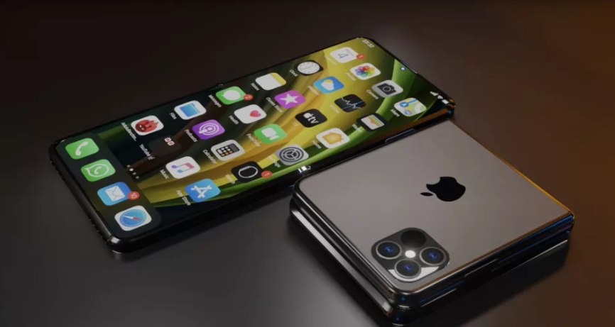 Upcoming Apple iPhone Flip concept - Here is how it looks