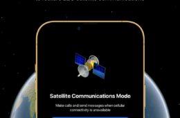 iPhone 13 LEO Satellite
