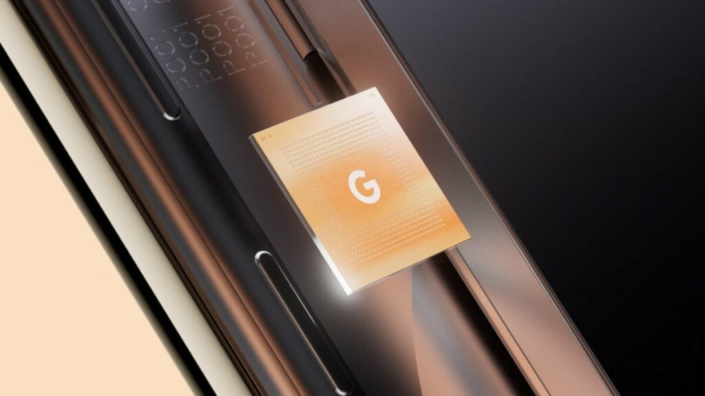 Google Tensor CPU - Leaked specification and features