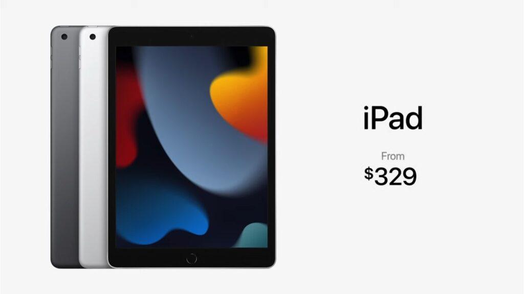 Apple iPad 2021 Pricing