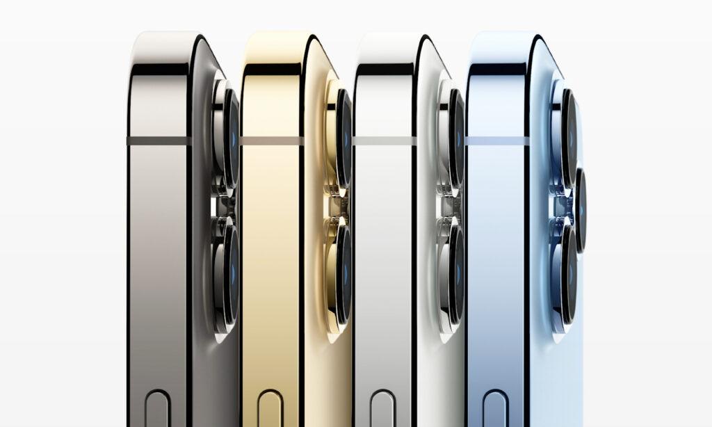 Apple iPhone 13 Pro Series