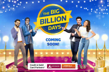 Flipkart Big Billion Days 2021 banner image