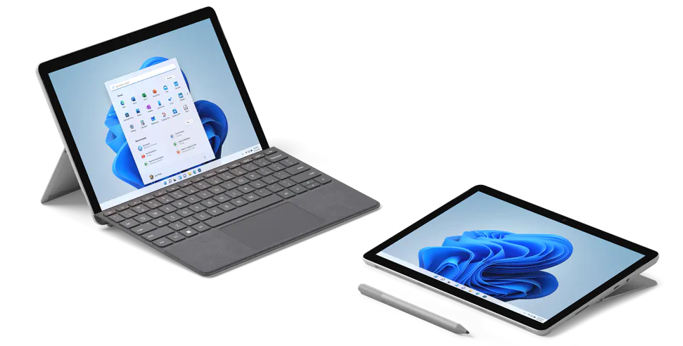 What's the pricing for Microsoft Surface Go 3?