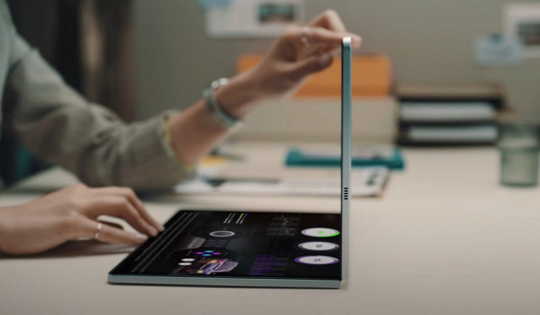 """Samsung reportedly working on a laptop featuring """"Foldable Display"""""""