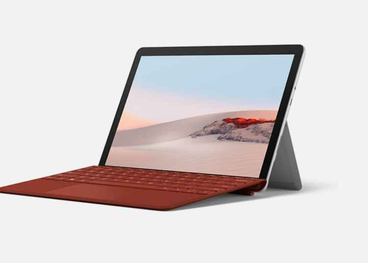 Leaked specifications for Microsoft Surface Go 3