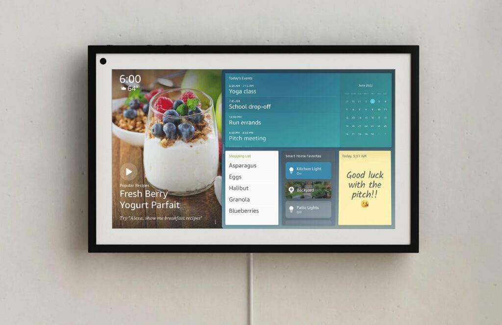 Amazon Echo Show 15 – Specification and pricing